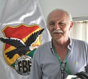 Marco Peredo asumirá la presidencia de la FBF por 45 días