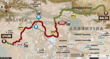 Dakar2017: Competidores se despiden de Bolivia
