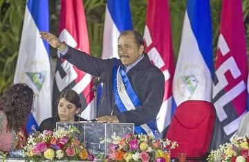 Nicaragua: Daniel Ortega  asume cuarto mandato