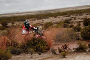 """Piloto español Barreda Bort califica de """"desastre"""" la carrera del Dakar por Bolivia"""