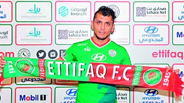 Yasmani Duk se une al Ettifaq de Arabia por una temporada