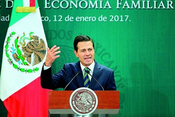 México intenta suavizar impacto del gasolinazo