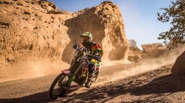 """Dakar 2017: El """"Chavo"""" Salvatierra culmina la carrera en el puesto 11"""
