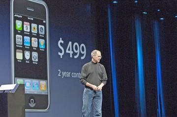 Diez años del iPhone, el celular que cambió todo