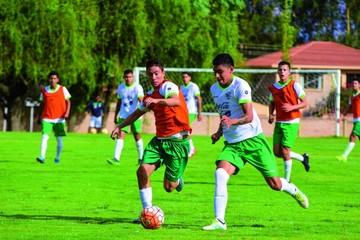 Selección Nacional confía en hacer un buen papel