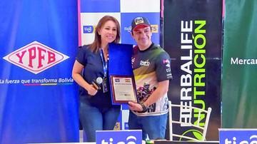 Pilotos bolivianos ya piensan en el Rally Dakar 2018
