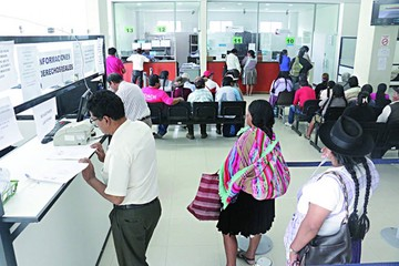 Derechos Reales espera regularizar servicio