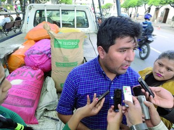 Decomisan 700 kilos de azúcar  de contrabando