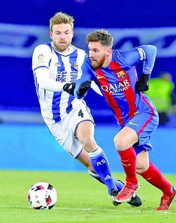 Barcelona toma la delantera