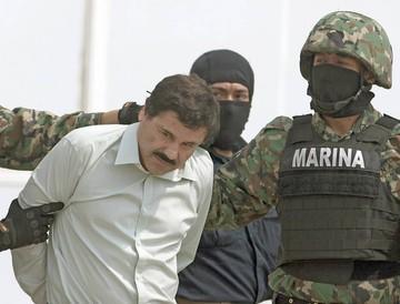 """El """"Chapo"""" Guzmán ya está en Estados Unidos"""