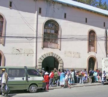 La Paz: Encarcelan a albañil que abusó de discapacitada