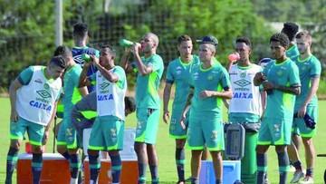 El renovado Chapecoense se estrena ante Palmeiras