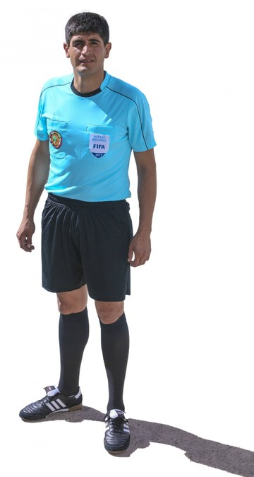 Henry Gutiérrez Quiere volver a dirigir una Copa del Mundo
