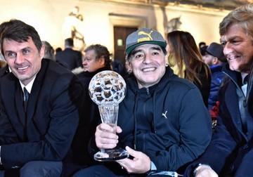 Maradona critica a AFA