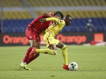 Argelia deja la Copa África
