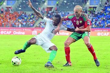 Marruecos bate al campeón