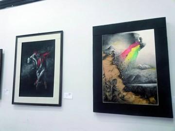 Inscriben para taller de dibujo y pintura