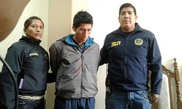 Feminicida confiesa en Sucre que mató a su esposa en Chile