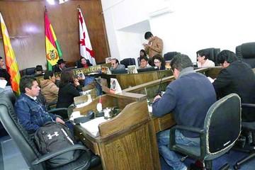 Concejo alista propuesta para marzo: Pacto fiscal