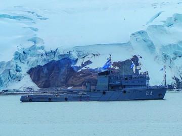 Vivir en la Antártida