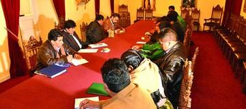 Los cocaleros de La Paz ven soberbia en el Presidente