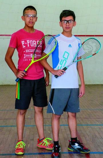 Gadiel y Alex Ramos Buscan mayor experiencia internacional
