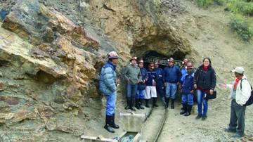 Cinco mineros fallecen intoxicados en San Lucas