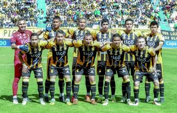 El Tigre ya piensa en el partido de Copa
