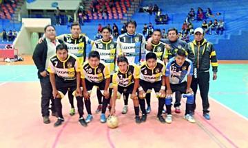 Futsal: Sedes ratificadas