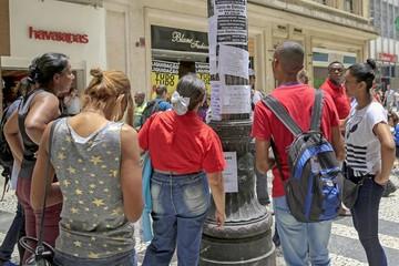 Brasil: Desempleo alcanza cifras no vistas en décadas