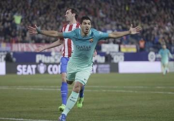 Suárez y Messi  lanzan al Barça