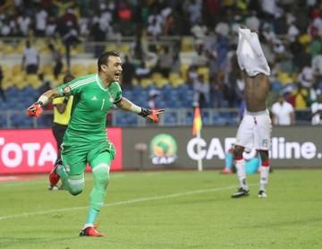 Egipto avanza a la final