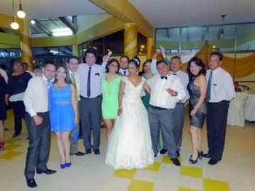Matrimonio de Orlando y Consuelo