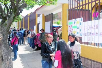 Sucre: No garantizan la continuidad de las clases