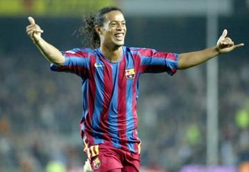 Barça ficha a Ronaldinho