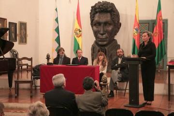 Rememoran el natalicio  del Mariscal de Ayacucho