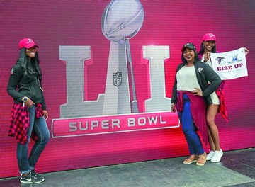 Super Bowl LI en disputa
