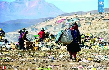 Perú, enfrenta amenaza  de toneladas de basura