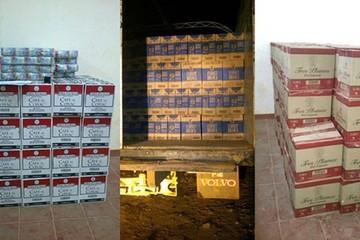 Se incrementa el contrabando de bebidas alcohólicas por Carnaval
