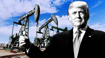 Petróleo en tiempos de Trump