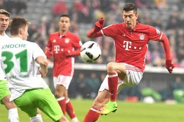 Bayern avanza a los cuartos de la Copa Alemania