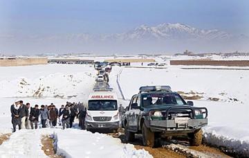 Cruz Roja deja de operar en Afganistán tras ataque