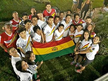Bolivia va por las finales