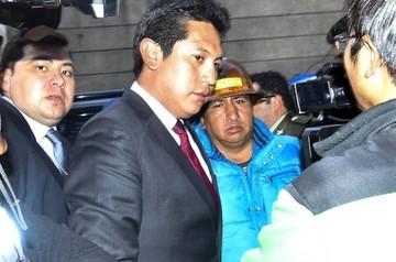Caricari es enviado a la cárcel en una audiencia cautelar por el caso Illanes