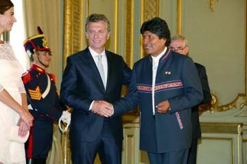 Morales y Macri acuerdan impulsar agenda bilateral