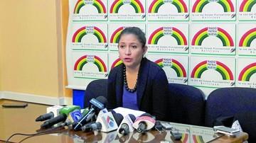 El Gobierno no dialogará si sigue el paro en la CNS