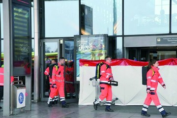 Hamburgo: Gas provoca el cierre de un aeropuerto