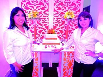 """""""Ideas Creativas"""" ofrece   planificación y catering para festejos de calidad"""
