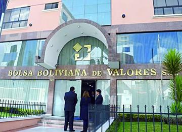 Fancesa marca historia en bolsa boliviana de valores
