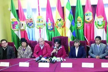 5 vocales del OEP vigilarán las elecciones en Ecuador